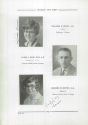Page 10, 1929 Edition, State College High School - Little Lion Yearbook (State College, PA) online yearbook collection