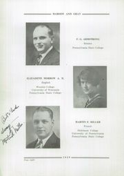 Page 12, 1929 Edition, State College High School - Little Lion Yearbook (State College, PA) online yearbook collection