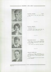 Page 14, 1929 Edition, State College High School - Little Lion Yearbook (State College, PA) online yearbook collection