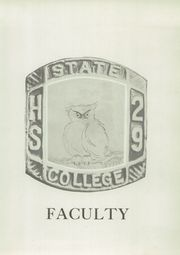 Page 7, 1929 Edition, State College High School - Little Lion Yearbook (State College, PA) online yearbook collection