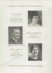 Page 9, 1929 Edition, State College High School - Little Lion Yearbook (State College, PA) online yearbook collection