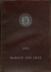1935 Edition, State College High School - Little Lion Yearbook (State College, PA)