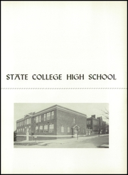 Page 7, 1941 Edition, State College High School - Little Lion Yearbook (State College, PA) online yearbook collection