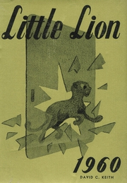 1960 Edition, State College High School - Little Lion Yearbook (State College, PA)