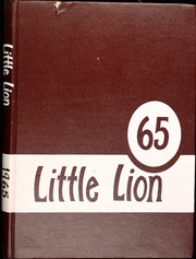 1965 Edition, State College High School - Little Lion Yearbook (State College, PA)
