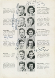 Page 17, 1944 Edition, Shaler High School - Shaleresque Yearbook (Pittsburgh, PA) online yearbook collection