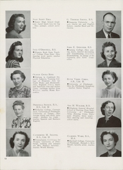 Page 16, 1948 Edition, Shaler High School - Shaleresque Yearbook (Pittsburgh, PA) online yearbook collection