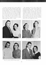 Page 11, 1957 Edition, Shaler High School - Shaleresque Yearbook (Pittsburgh, PA) online yearbook collection