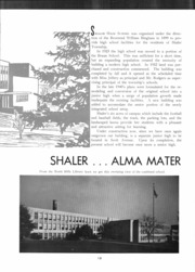Page 15, 1957 Edition, Shaler High School - Shaleresque Yearbook (Pittsburgh, PA) online yearbook collection