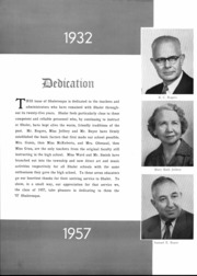 Page 6, 1957 Edition, Shaler High School - Shaleresque Yearbook (Pittsburgh, PA) online yearbook collection