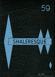 Page 1, 1959 Edition, Shaler High School - Shaleresque Yearbook (Pittsburgh, PA) online yearbook collection