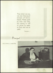 Page 15, 1935 Edition, Norristown Area High School - Spice Yearbook (Norristown, PA) online yearbook collection
