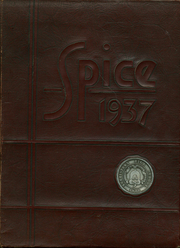 Norristown Area High School - Spice Yearbook (Norristown, PA) online yearbook collection, 1937 Edition, Page 1