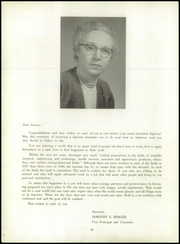 Page 14, 1957 Edition, Norristown Area High School - Spice Yearbook (Norristown, PA) online yearbook collection
