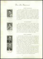 Page 16, 1957 Edition, Norristown Area High School - Spice Yearbook (Norristown, PA) online yearbook collection