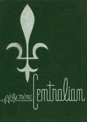1959 Edition, Central Dauphin High School - Centralian Yearbook (Harrisburg, PA)