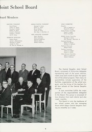 Page 13, 1962 Edition, Central Dauphin High School - Centralian Yearbook (Harrisburg, PA) online yearbook collection