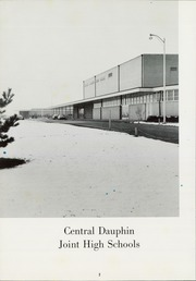 Page 6, 1962 Edition, Central Dauphin High School - Centralian Yearbook (Harrisburg, PA) online yearbook collection