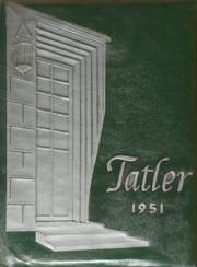 1951 Edition, William Penn High School - Tatler Yearbook (York, PA)