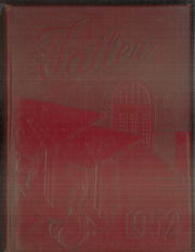 1952 Edition, William Penn High School - Tatler Yearbook (York, PA)