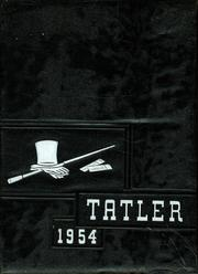 1954 Edition, William Penn High School - Tatler Yearbook (York, PA)