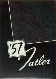 1957 Edition, William Penn High School - Tatler Yearbook (York, PA)
