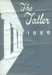 1959 Edition, William Penn High School - Tatler Yearbook (York, PA)