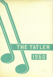 1960 Edition, William Penn High School - Tatler Yearbook (York, PA)