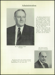 Page 10, 1960 Edition, William Penn High School - Tatler Yearbook (York, PA) online yearbook collection