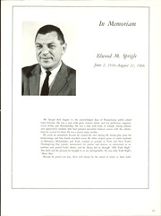 Page 15, 1967 Edition, William Penn High School - Tatler Yearbook (York, PA) online yearbook collection