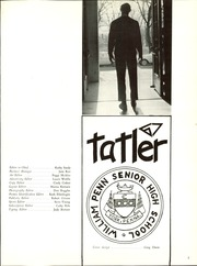 Page 5, 1967 Edition, William Penn High School - Tatler Yearbook (York, PA) online yearbook collection