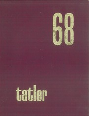 1968 Edition, William Penn High School - Tatler Yearbook (York, PA)