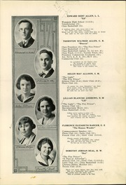 Page 17, 1921 Edition, New Castle High School - Ne Ca Hi Yearbook (New Castle, PA) online yearbook collection