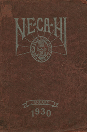 New Castle High School - Ne Ca Hi Yearbook (New Castle, PA) online yearbook collection, 1930 Edition, Page 1
