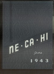 New Castle High School - Ne Ca Hi Yearbook (New Castle, PA) online yearbook collection, 1943 Edition, Page 1