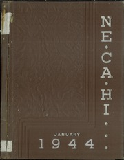 New Castle High School - Ne Ca Hi Yearbook (New Castle, PA) online yearbook collection, 1944 Edition, Page 1