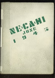 New Castle High School - Ne Ca Hi Yearbook (New Castle, PA) online yearbook collection, 1945 Edition, Page 1