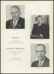Page 15, 1953 Edition, New Castle High School - Ne Ca Hi Yearbook (New Castle, PA) online yearbook collection