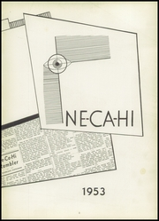 Page 7, 1953 Edition, New Castle High School - Ne Ca Hi Yearbook (New Castle, PA) online yearbook collection