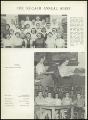 Page 10, 1954 Edition, New Castle High School - Ne Ca Hi Yearbook (New Castle, PA) online yearbook collection