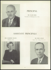 Page 14, 1954 Edition, New Castle High School - Ne Ca Hi Yearbook (New Castle, PA) online yearbook collection