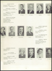 Page 15, 1954 Edition, New Castle High School - Ne Ca Hi Yearbook (New Castle, PA) online yearbook collection