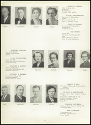 Page 16, 1954 Edition, New Castle High School - Ne Ca Hi Yearbook (New Castle, PA) online yearbook collection