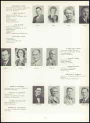 Page 17, 1954 Edition, New Castle High School - Ne Ca Hi Yearbook (New Castle, PA) online yearbook collection