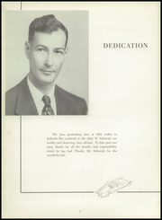 Page 8, 1954 Edition, New Castle High School - Ne Ca Hi Yearbook (New Castle, PA) online yearbook collection