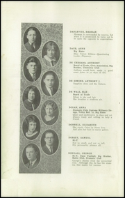 Page 10, 1924 Edition, Peabody High School - Peabody Yearbook (Pittsburgh, PA) online yearbook collection