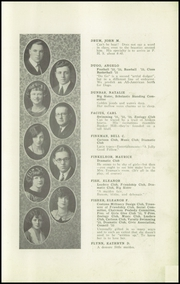 Page 11, 1924 Edition, Peabody High School - Peabody Yearbook (Pittsburgh, PA) online yearbook collection