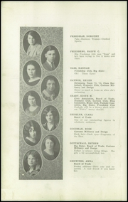 Page 12, 1924 Edition, Peabody High School - Peabody Yearbook (Pittsburgh, PA) online yearbook collection