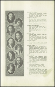 Page 15, 1924 Edition, Peabody High School - Peabody Yearbook (Pittsburgh, PA) online yearbook collection