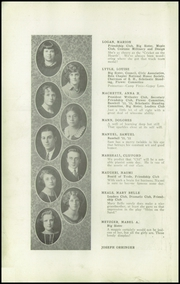Page 16, 1924 Edition, Peabody High School - Peabody Yearbook (Pittsburgh, PA) online yearbook collection